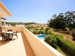 View from 1st floor bedroom terraces