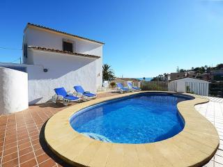 Villa Estela -  In Calpe/Puerto Blanco, only 600 m to the beach