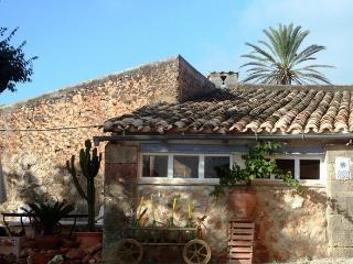Finca Can Corem - Apartment BODEGA, Campos