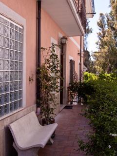 appartamento orange-garden ingresso esterno