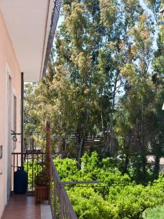 appartamento orange-garden balcone