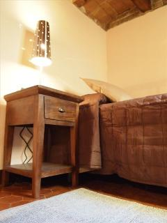 Bedroom 3, Loft area