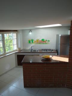 Cucina, angolo cottura