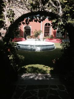 Beautiful San Miguel de Allende Condo/ Aurora Arts District/gated Hacienda serenity