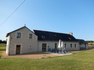 Beautiful renovated spacious farmhouse in rural Loire Valley