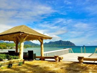 OCEANFRONT  DREAMHOUSE RETREAT, Kaneohe