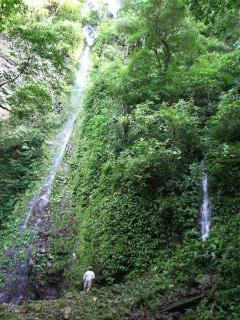Avancari Waterfall
