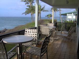 Oceanfront Kauai - Amazing Water Views
