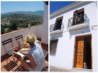 La casa del Mejorato, en el Balcón del Adarve, Priego de Córdoba