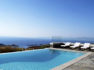 Villa Melita in the island of Kea, Ceos