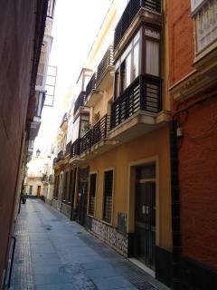 Calle Árboli.