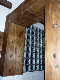 Detalles madera decoración