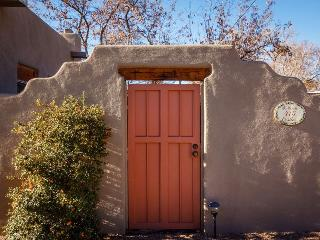 Two Casitas - Kiva Perfect for Two Couples, Lovely Kiva Fire Place