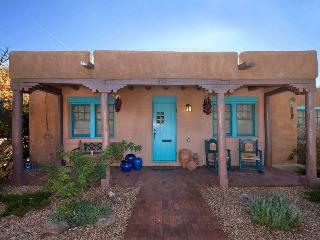 Two Casitas-Luna- Authentic Santa Fe Family Living