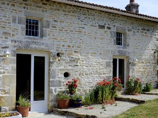 A spacious, attractive and charming  detached gite