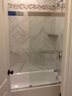 First floor bath