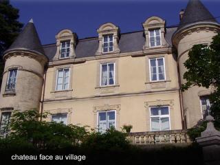 chateau Massal chambres d'hote de charme Cevennes