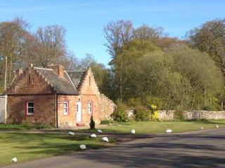 The West Lodge, Kinblethmont Estate, Arbroath