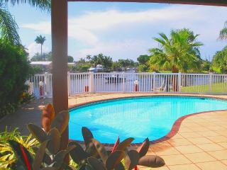 Luxury Tropical Pool Home, Pompano Beach