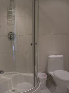 En-Suite shower rooms with modern facilities & downlighters