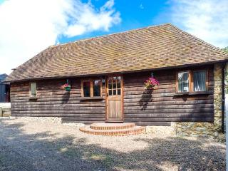 BOLTON BARN, woodburner-style electric stove, all ground floor, garden with furn