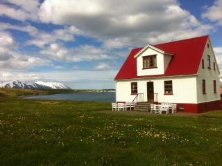 Ytri Vík North Iceland Group rental