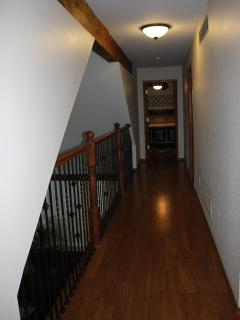 Upstairs Hall Way