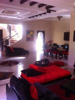 Vue salons RDC