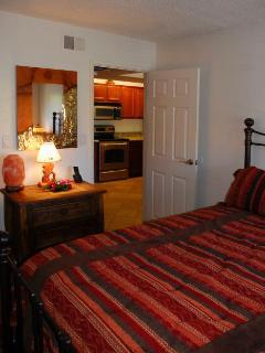 Sedona Condo bedroom