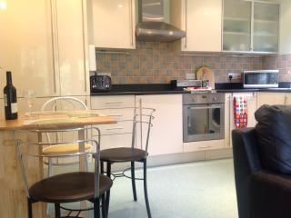 Living room - kitchen diner end