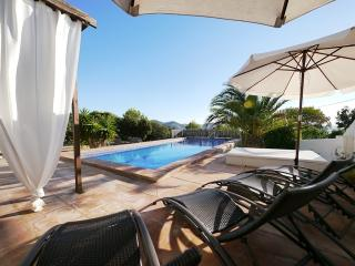 Casa de vacaciones con vistas al mar, Ibiza