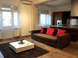 Belgrade luxury apartment, Belgrado