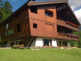 Great And Amazing View! Luxury Chalet 5min Centre, Cortina d'Ampezzo