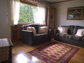 CORTINA GREAT AMAZING VIEW!  LUXURY ROMANTIC CHALET 5 MIN WALK CENTER/SKI SYSTEM