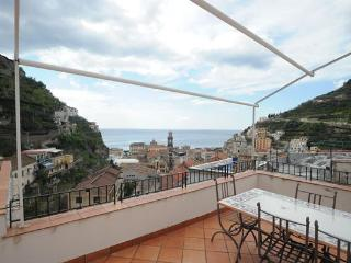 La Terrazza di Minori, Beautiful detached house.