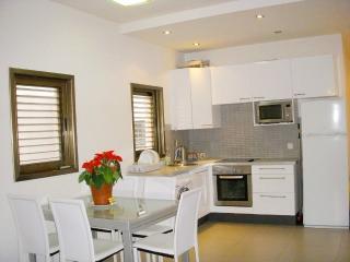 White Elegant 2 Bedrooms with 2 Balconies, Tel Aviv