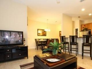 4 Bedroom 3 Bathroom With Private Pool in Paradise Palms. 8979COCO, Orlando