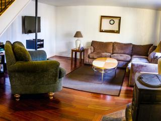 Another view of the Spacious Living Area