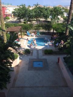 Toddler pool at 'Town Hall' (Social Pool)-seasonal opening