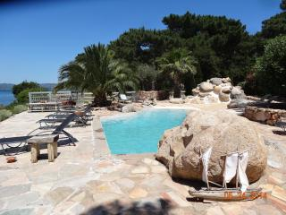 Maranatha porto vecchio sea front, swimming pools