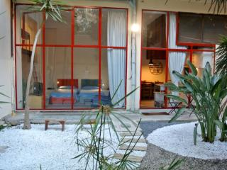 Loft with garden center of Reggio Calabria, Regio de Calabria