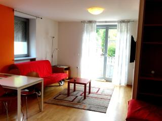 Bright Apartment near Lake Bled
