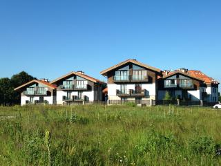 Chamkoria Chalets in the Summer