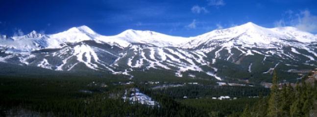 Breck Ski Resort