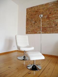 contemporary design with a 60's flair
