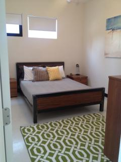 Master Bedroom with Queen Size Memory Foam Bed