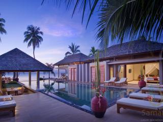 Beachfront+ Kids+ Poolfence+ Luxury, Lipa Noi