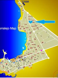Corralejo Map