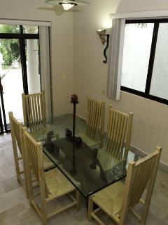 Villa Coronado Dining Room
