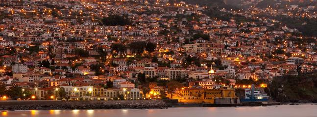 Funchal's bay